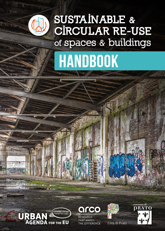 Handbook on Sustainable and Circular Re-use of Spaces and Buildings now available!